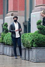 Karlie Kloss With Joshua Kushner - New York City 06/08/2021