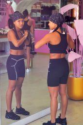 "Karrueche Tran – ""Pretty Little Thing"" Fashion Event in Miami Beach 05/25/2021"