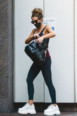 Kate Beckinsale in Gym Ready Outfit in Los Angeles 06/17/2021
