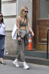 Kate Bock in Casual Outfit - Shopping at Zimmerman in SoHo NY 06/23/2021