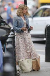 Kate Garraway - Out in London 06/17/2021