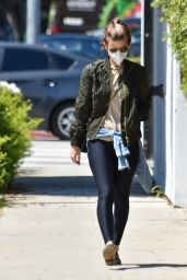 Kate Mara - Out in Los Angeles 06/02/2021
