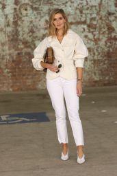 Kate Waterhouse at Afterpay Australian Fashion Week Street Style in Sydney 06/01/2021
