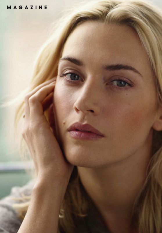 Kate Winslet - ELLE Spain July 2021 Issue
