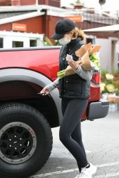 Katherine Schwarzenegger and Christina Schwarzenegger - Out in Los Angeles 06/07/2021
