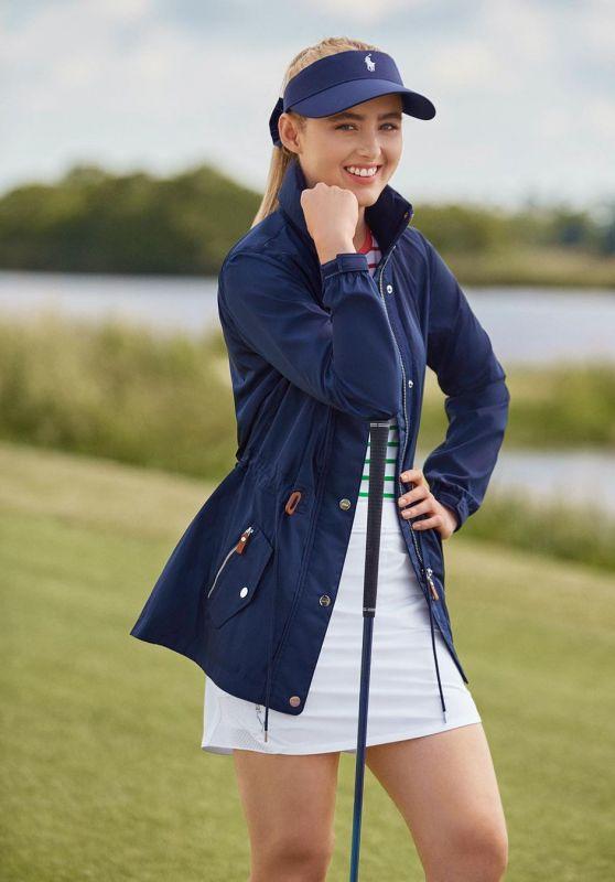 Kathryn Newton - Polo Ralph Lauren X Golf Women´s Collection Summer 2021