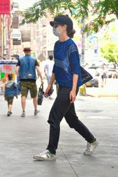 Katie Holmes Casual Style - NYC 06/15/2021