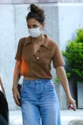 Katie Holmes - Out in NYC 06/10/2021