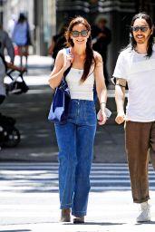 Katie Holmes Street Style - New York 06/17/2021