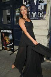 "Katya Jones – ""Dr Ranj: Scrubs to Sparkles"" Rheater Production in London 06/15/2021"