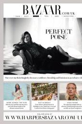 Keira Knightley - Harper's Bazaa UKr July 2021 Issue