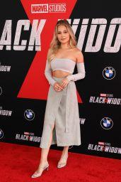 """Kelli Berglund - """"Black Widow"""" Fan Event in LA"""