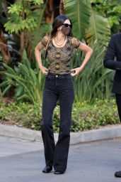 Kendall Jenner - Aarriving to Staples Center in LA 06/26/2021