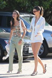 Kendall Jenner at the Soho House in Malibu 06/23/2021