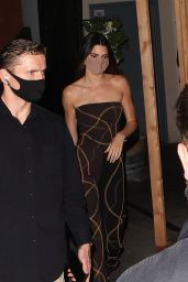 Kendall Jenner – Craig's in West Hollywood 06/04/2021