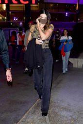 Kendall Jenner - Staples Center in Los Angeles 06/26/2021
