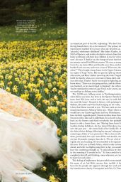 Kitty Spencer - Town Country Magazine UK June 2021 Issue