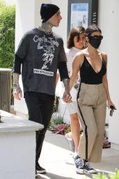 Kourtney Kardashian - Malibu Country Mart 06/16/2021