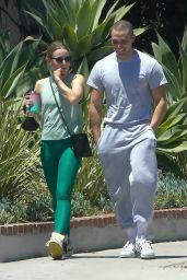 Kristen Bell - Out in Los Feliz 06/13/2021