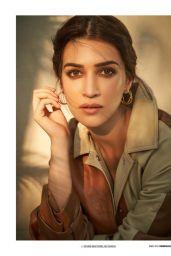 Kriti Sanon - Cosmopolitan India March 2021 Issue