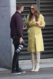 Ksenija Lukich – Afterpay Australian Fashion Week Street Style in Sydney 06/01/2021