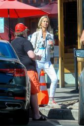 Lady Victoria Hervey at Salt & Straw in West Hollywood 06/11/2021