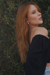 Larissa Manoela - Live Stream Video and Photos 06/10/2021