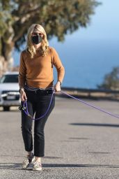 Laura Dern - Near Her Home in Pacific Palisades 06/10/2021