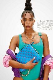 Laura Harrier - L'Officiel USA Summer 2021 Issue