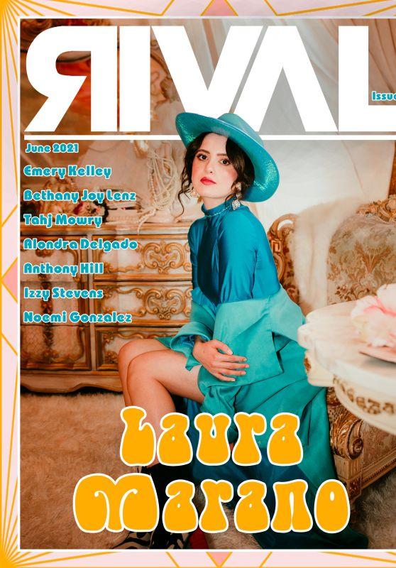 Laura Marano - Rival Magazine June 2021 Cover