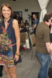 "Lauren Cohan - ""The Walking Dead"" Fox Breakfast at San Diego Comic-Con 2012"