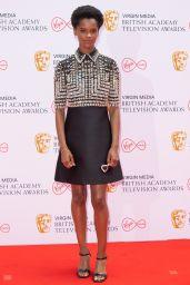 Letitia Wright – 2021 BAFTA TV Awards
