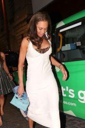Lilly Becker - 45th Birthday at Lou Lous in Mayfair 06/25/2021