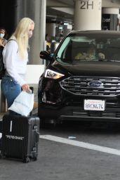 Lindsey Vonn - Arriving in LA 06/17/2021
