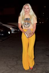 Lindsey Vonn at Craig's in West Hollywood 06/19/2021