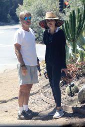 Lisa Rinna and Husband Harry Hamlin - Beverly Hills 06/04/2021