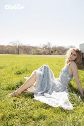 Lucy Fry - Photoshoot for Bello April 2021