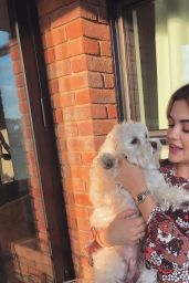 Lucy Hale - Live Stream Video and Photos 06/15/2021