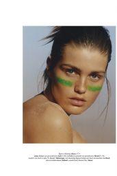 Luna Bijl - Vogue Netherlands July/August 2021 Issue