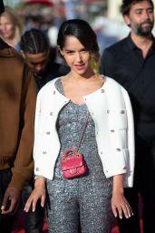 Lyna Khoudri – 35th Cabourg Film Festival Red Carpet 06/11/2021