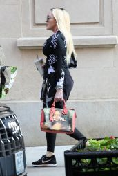 Madonna - Out in New York 06/14/2021
