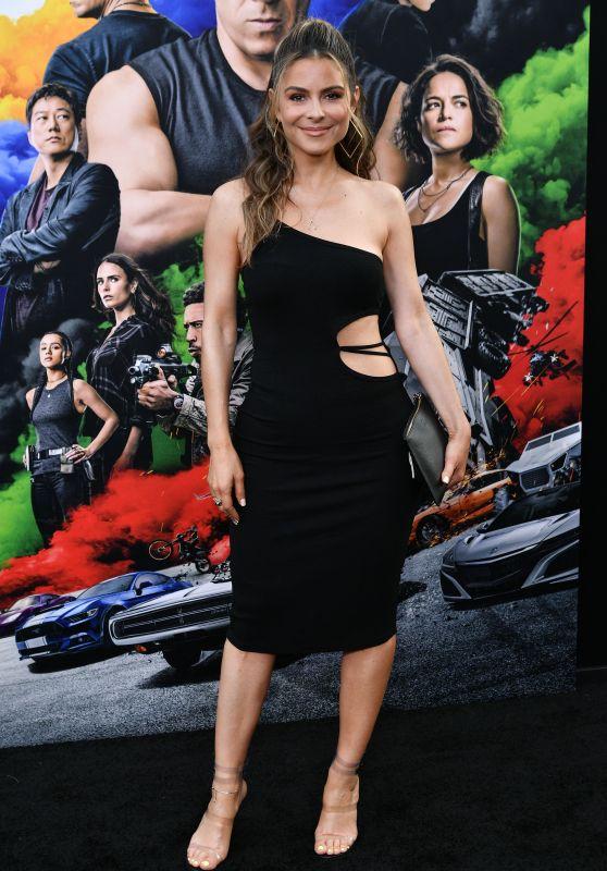 """Maria Menounos – """"F9"""" Premiere in Los Angeles"""