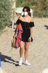 Maria Pedraza in a Bikini in Ibiza 06/23/2021