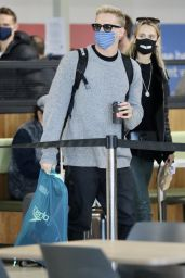 Marloes Stevens - Gold Coast Airport 06/10/2021