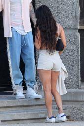 Megan Fox and Machine Gun Kelly - Out in LA 06/01/2021