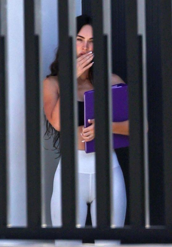 Megan Fox - Los Angeles 06/10/2021