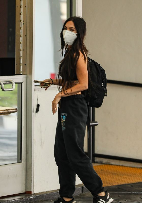 Megan Fox - Out in Beverly Hills 06/15/2021