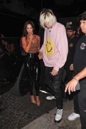 Megan Fox - Yung Blud Concert in Los Angeles 06/25/2021
