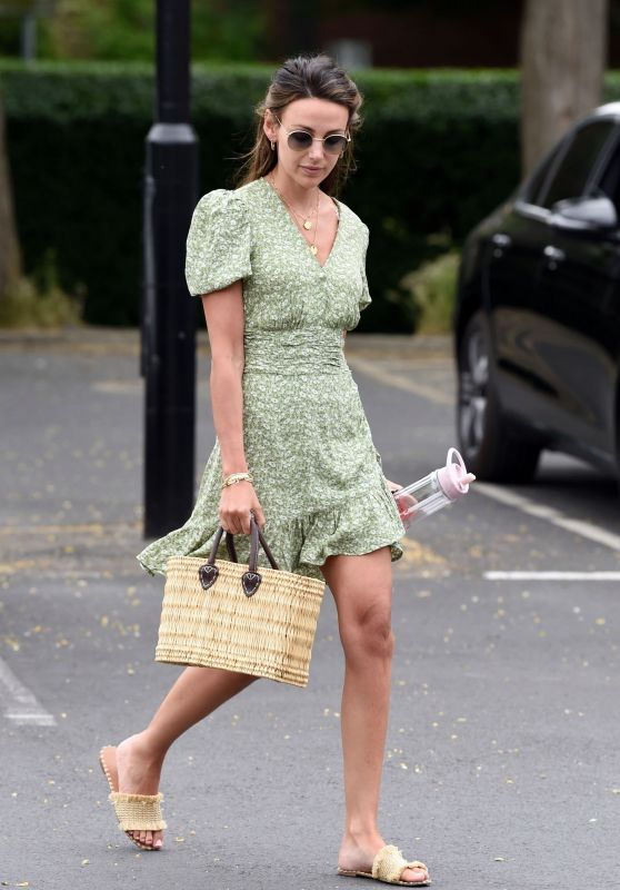 Michelle Keegan - Out in Cheshire 06/18/2021