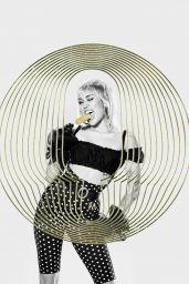 Miley Cyrus - Magnum Promoshoot May 2021